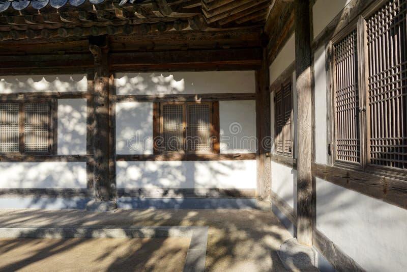 Gyeongbok slott royaltyfria bilder