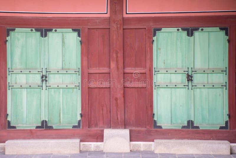 Gyeongbokgung fotos de stock royalty free