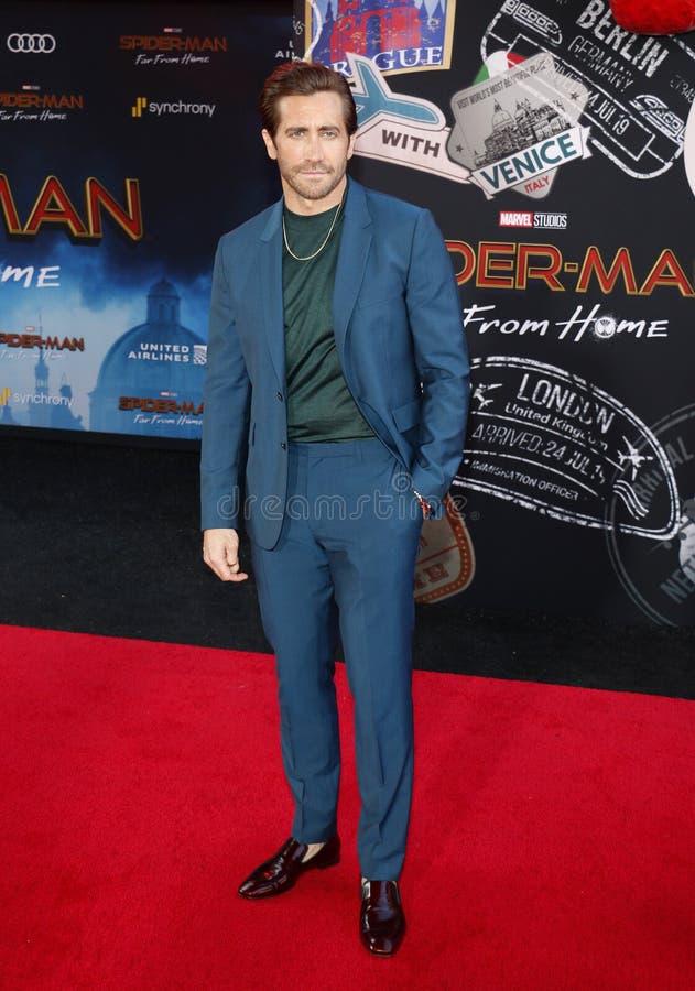 gyllenhaal jake fotografia stock