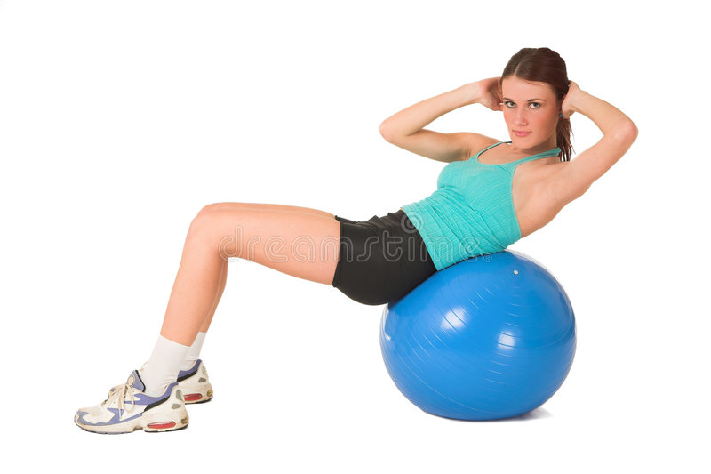 Gym #179 royalty free stock photography