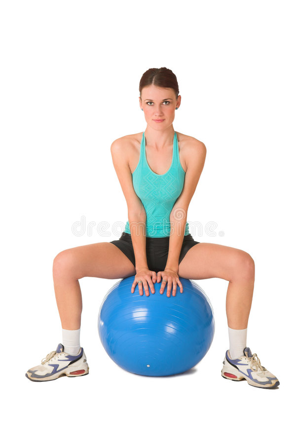 Gym #184 royalty free stock photography