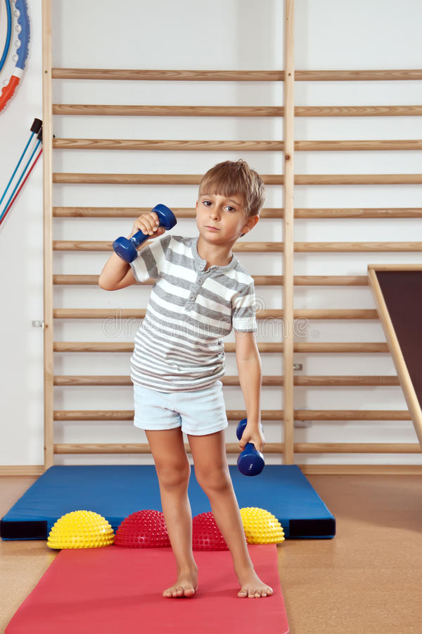Download Gym stock photo. Image of exercise, workout, club, indoor - 21420442