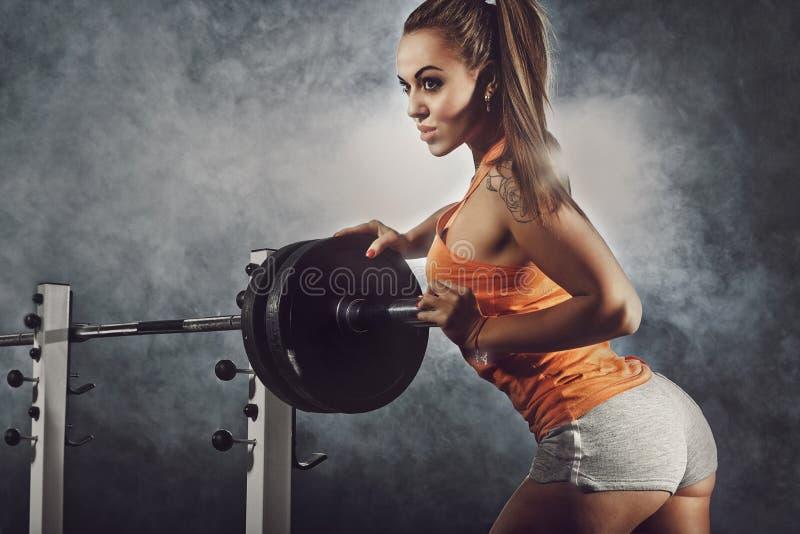 Gym imagens de stock royalty free