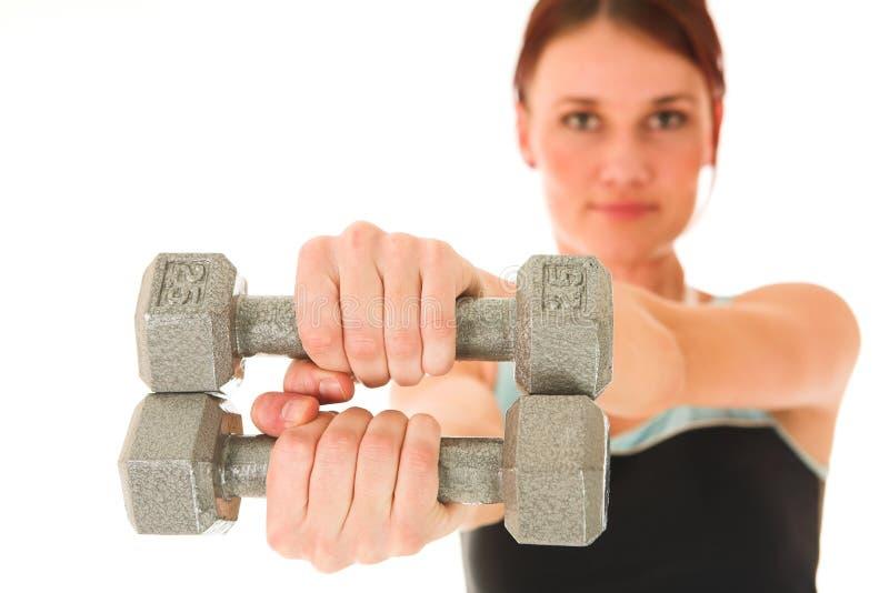 Gym #6 royalty free stock photo