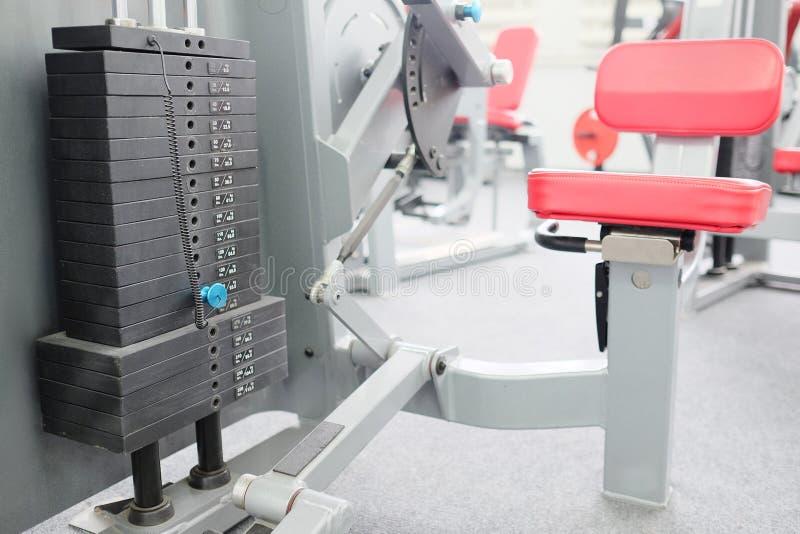 Gym aparat zdjęcie stock
