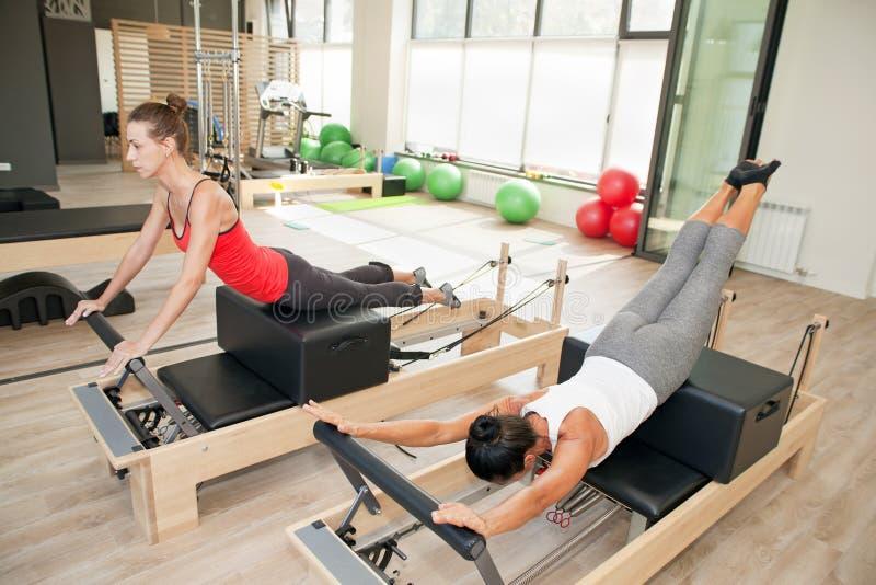 Gym dla Pilates zdjęcia stock