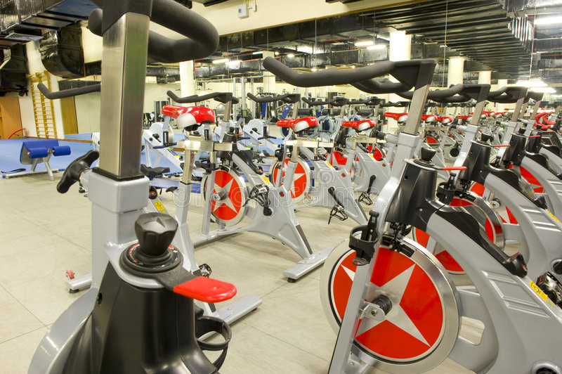 Download Gym Equipment Royalty Free Stock Image - Image: 5331186