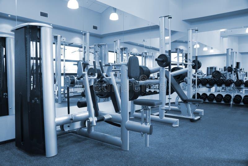 Gym equipment room stock photos image