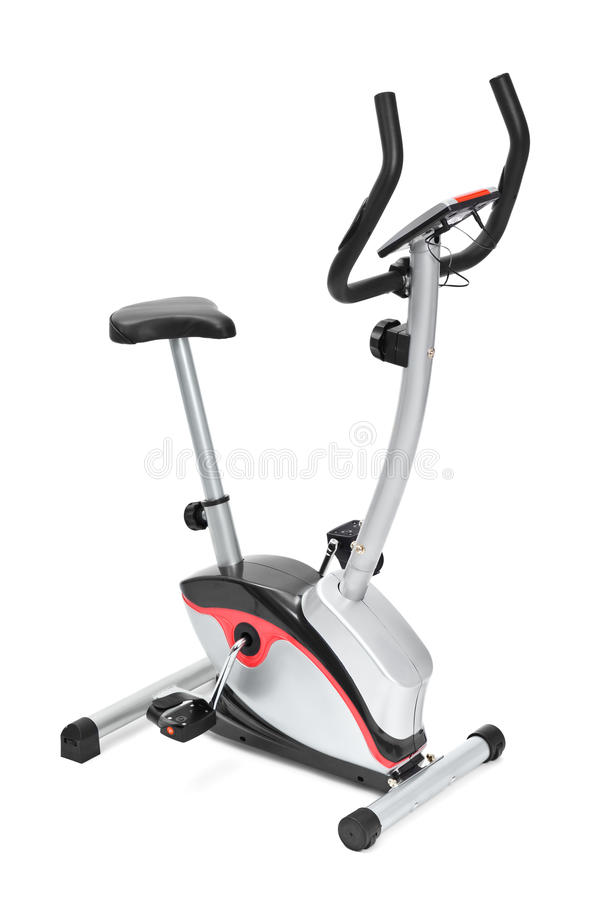 Gym equipment, spinning machine royalty free stock images