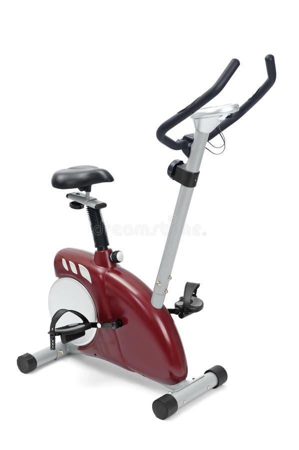 Gym equipment, spinning machine stock photo
