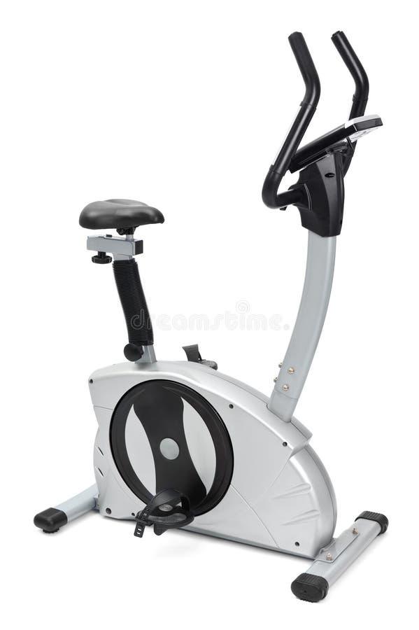 Gym equipment, spinning machine stock image
