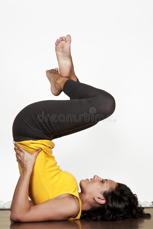 Download Gym exercise stock image. Image of muscular, gymnastic - 19142207