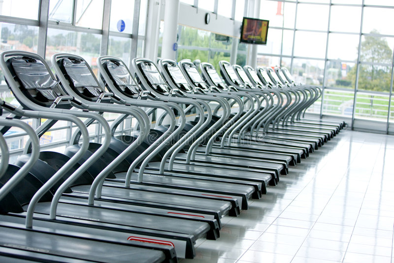 Download Gym facilities stock image. Image of train, club, running - 7944255