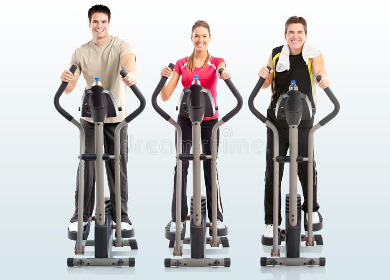 Download Gym & Fitness stock photo. Image of muscularity, loss - 12993476