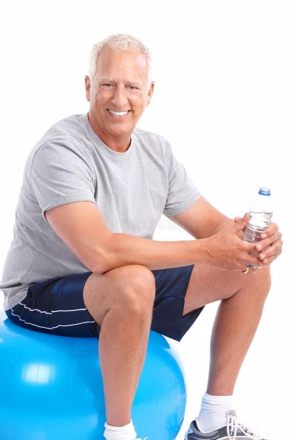 Gym & Fitness stock image