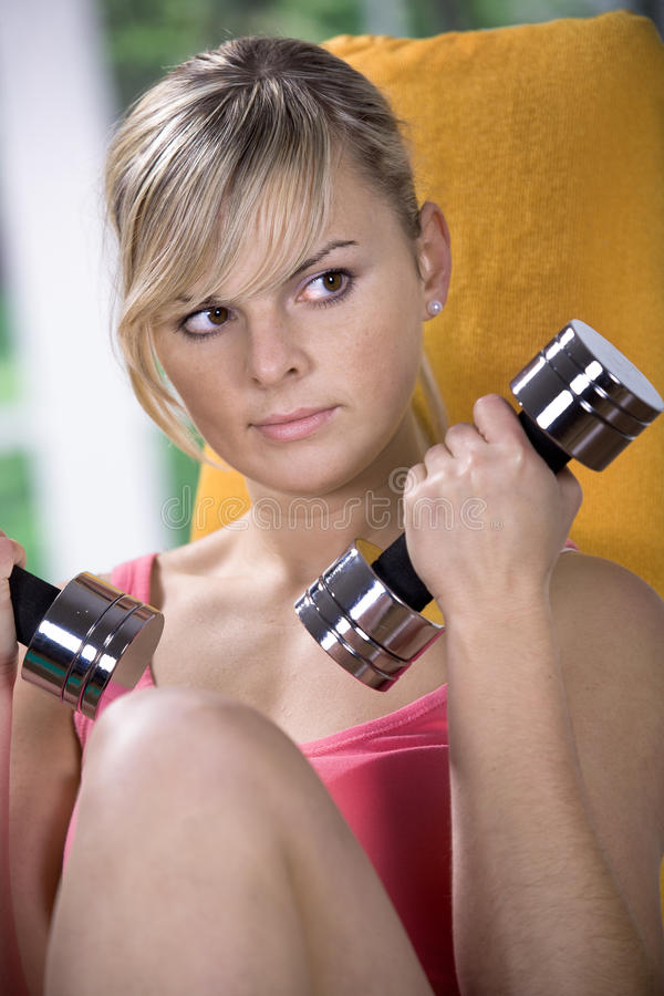 Download Gym Girl Royalty Free Stock Photography - Image: 18732307