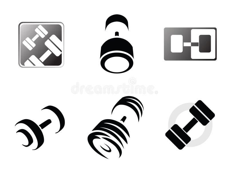 Download Gym Logo Templates Stock Image - Image: 18983111
