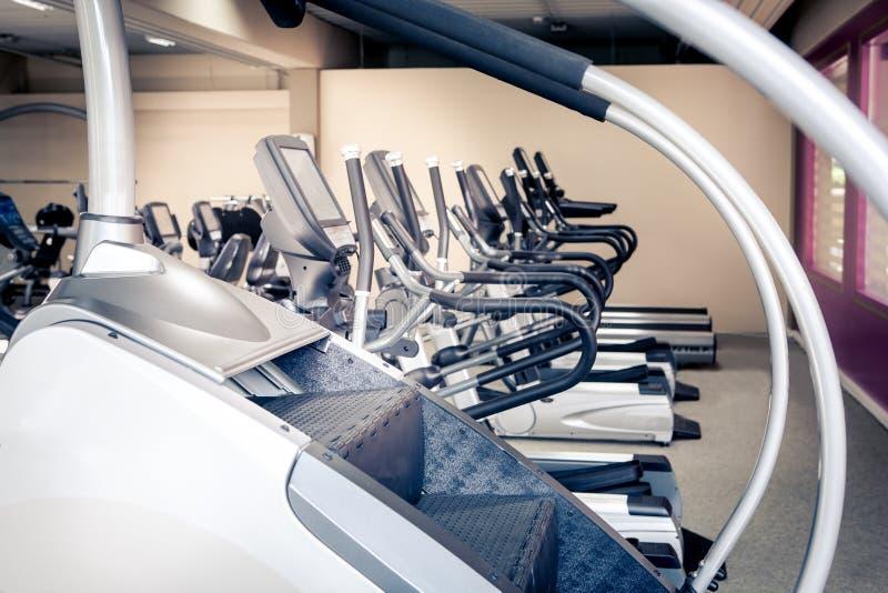 Gym Room Stock Photography