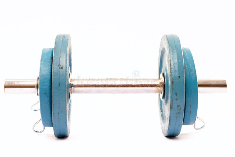 Gym Weight stock photos