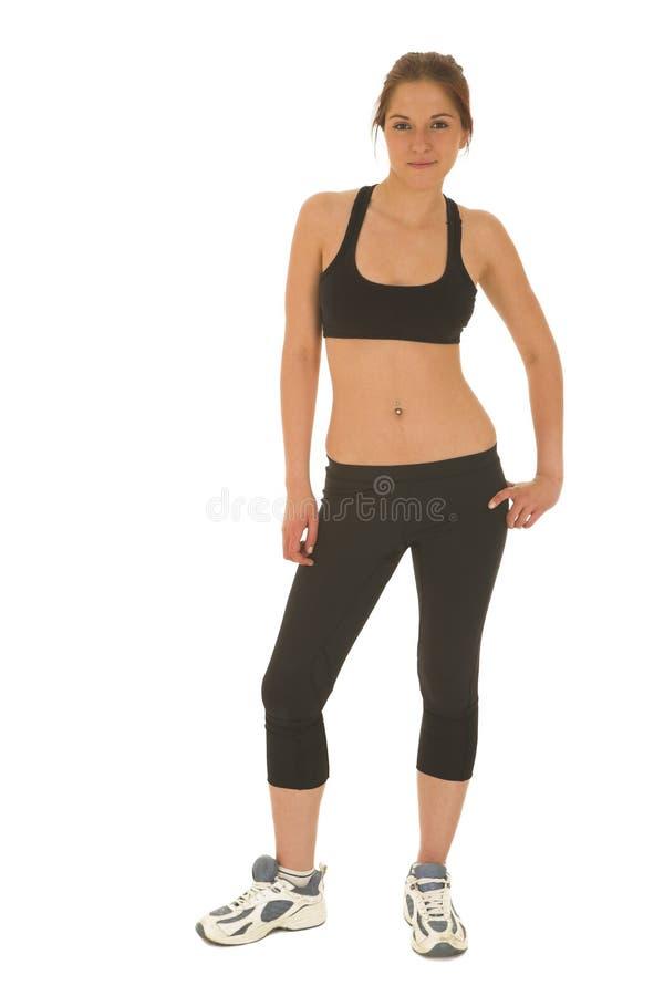 Download Gymbunny #12 imagen de archivo. Imagen de femenino, músculo - 1295765