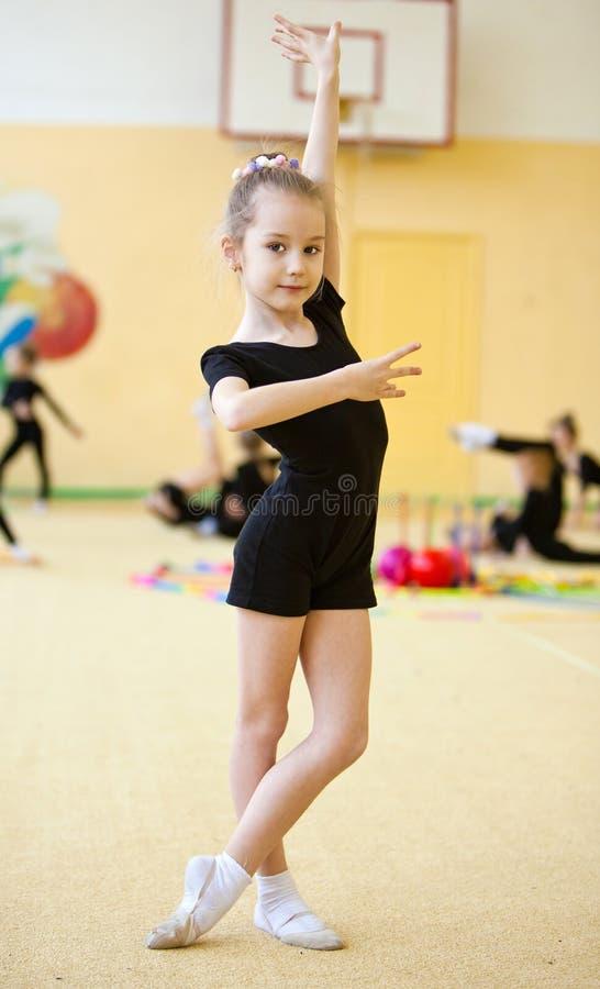 gymnast νεολαίες στοκ φωτογραφίες