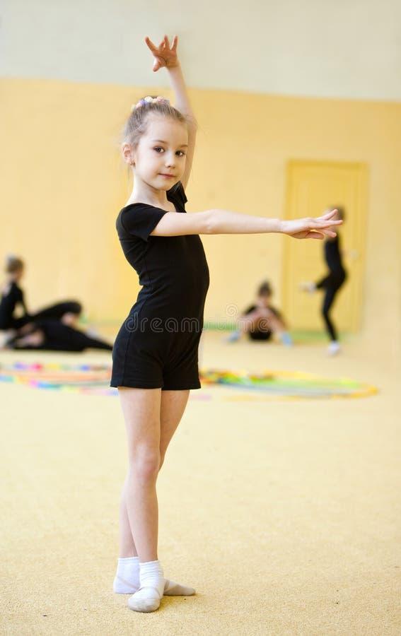 gymnast νεολαίες στοκ φωτογραφία με δικαίωμα ελεύθερης χρήσης