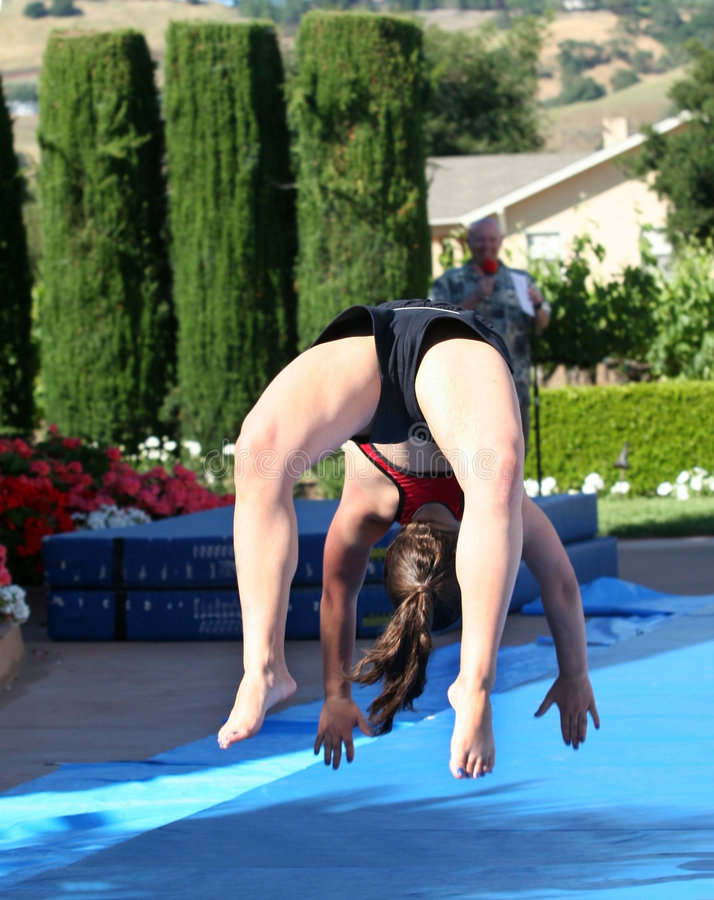 Download Gymnast stock image. Image of gymnastic, acrobatic, camp - 165149