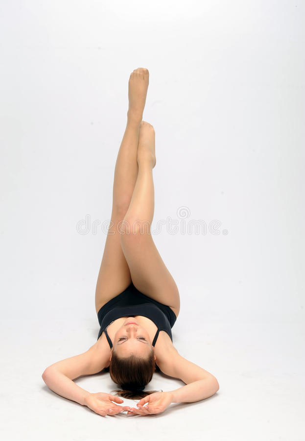 Download Gymnast stock image. Image of color, fitness, background - 23701063