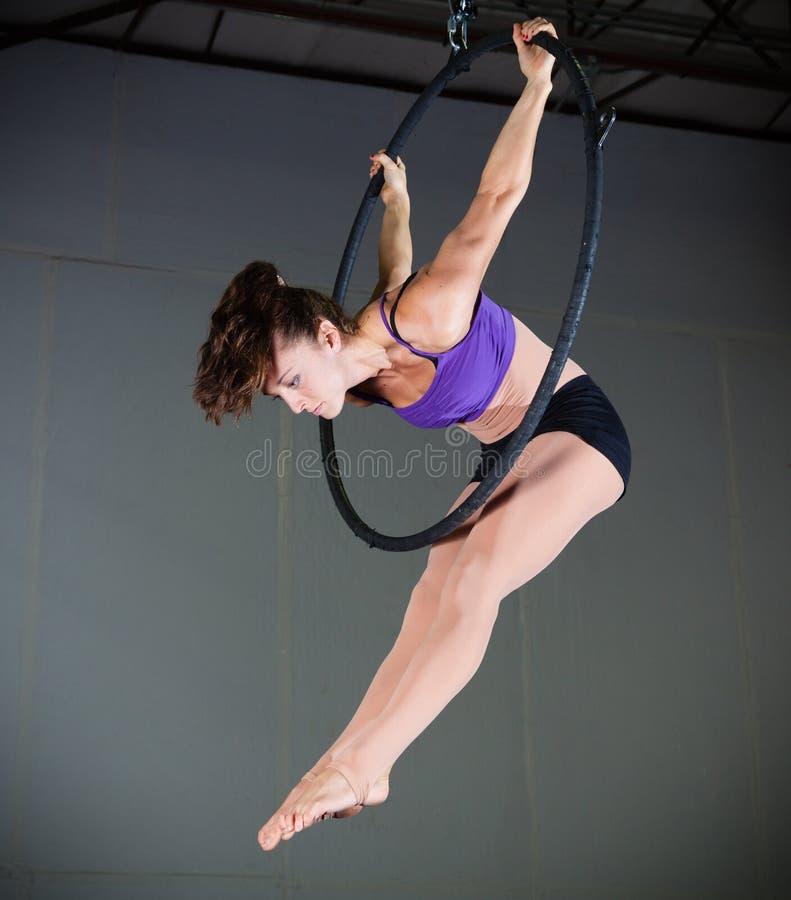 Gymnast στοκ φωτογραφίες