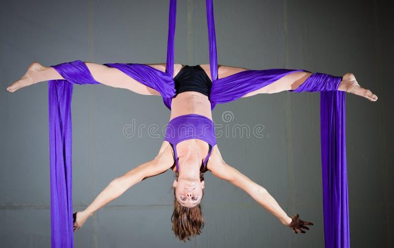 Download Gymnast stock photo. Image of flexibility, female, posture - 31599626