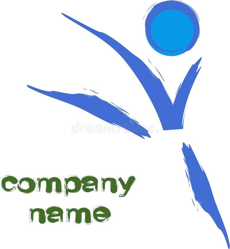 Download Gymnast logo stock vector. Image of cartoon, body, championship - 15044760