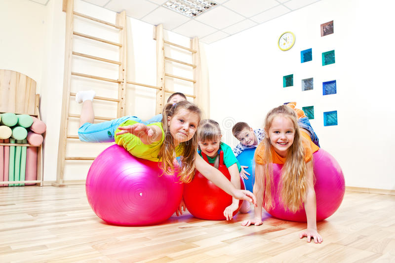 Download Gymnastic Balls Royalty Free Stock Images - Image: 24309929