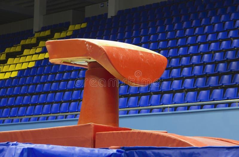 Gymnastic Buck Stock Images