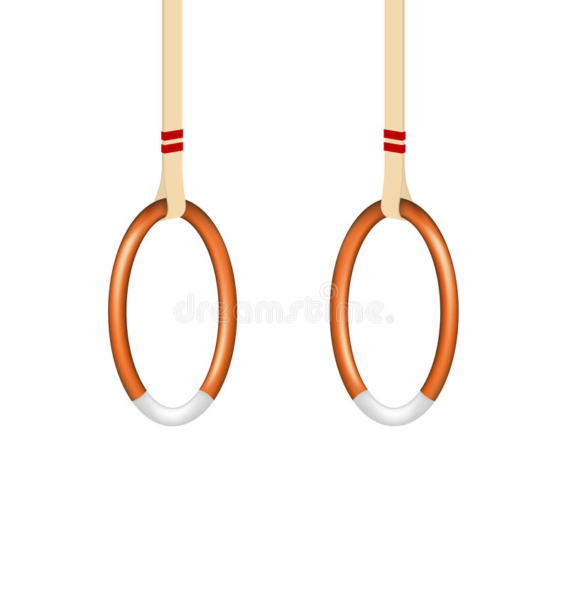 Download Gymnastic Rings Stock Photography - Image: 26063802