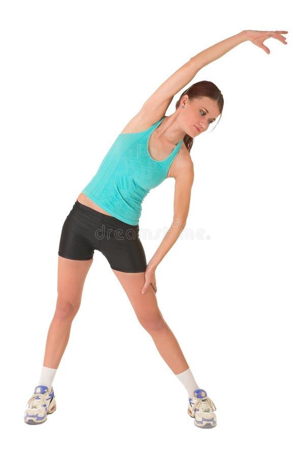 Gymnastiek #111 stock afbeelding