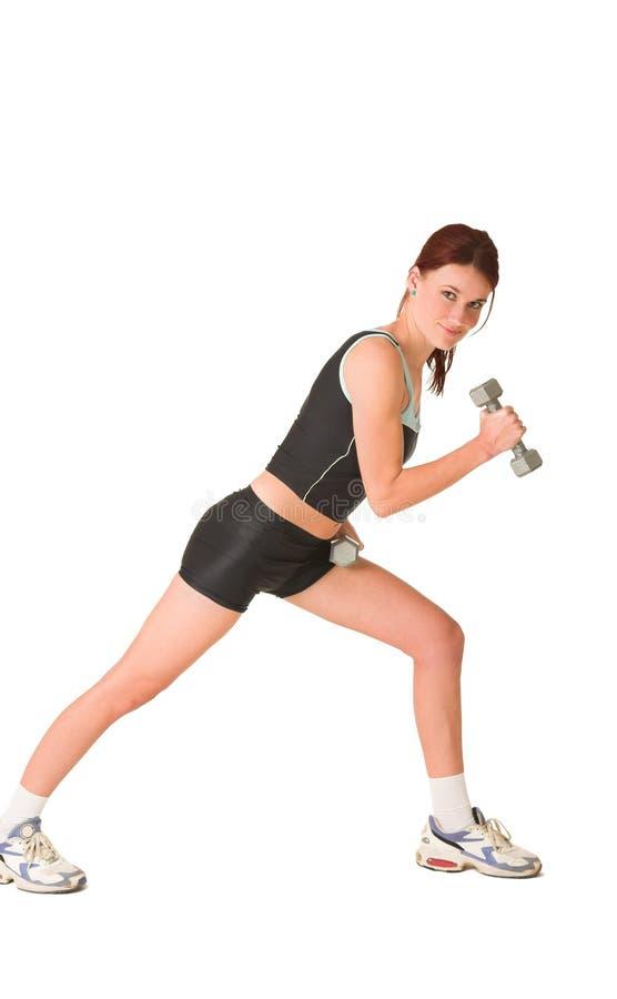 Gymnastiek #144 stock afbeeldingen