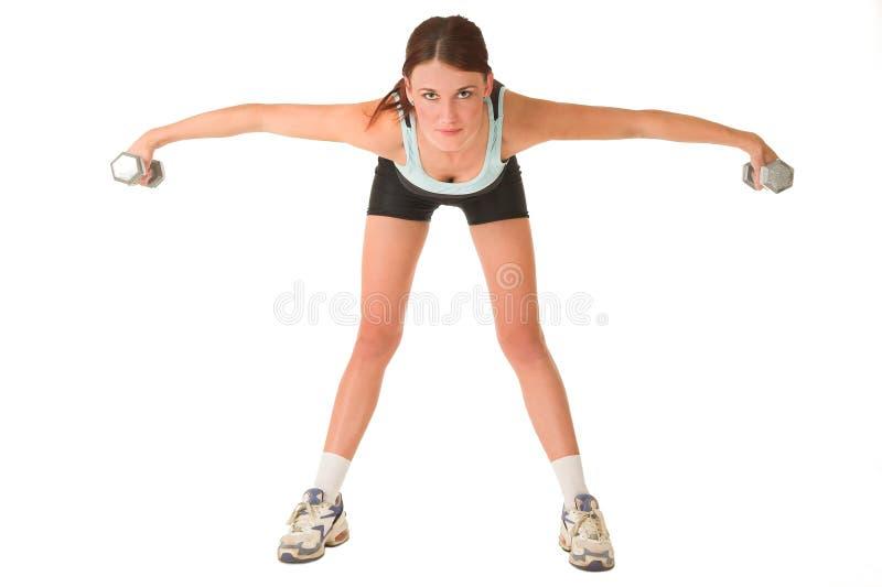 Gymnastiek #145 royalty-vrije stock foto