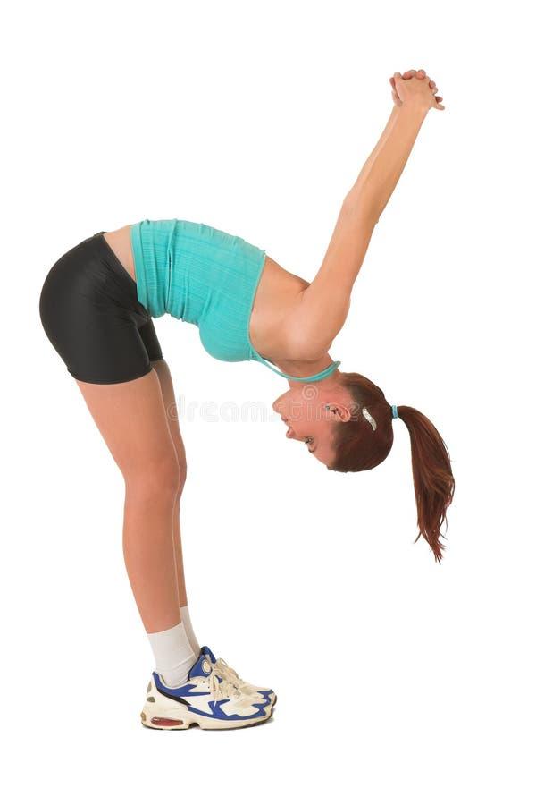 Gymnastik #115 lizenzfreie stockfotos