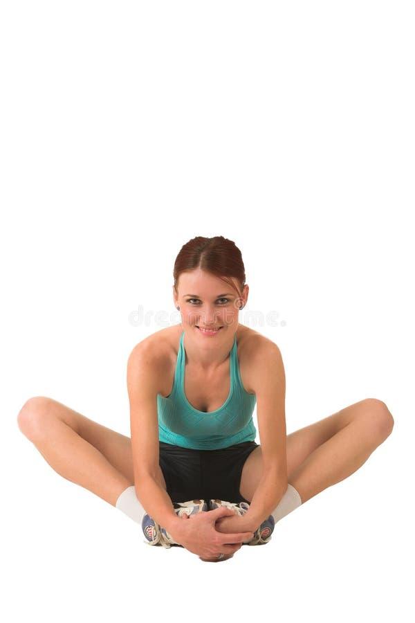 Gymnastik #175 lizenzfreie stockfotografie
