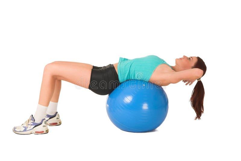 Gymnastik #180 stockbilder