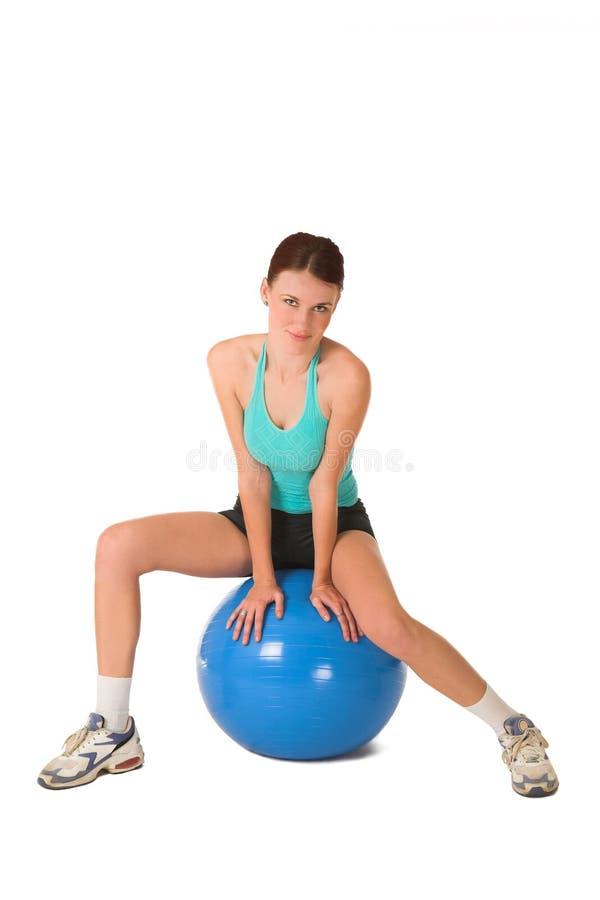 Gymnastik #181 stockbilder