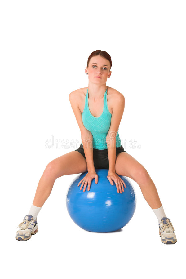 Gymnastik #182 lizenzfreies stockfoto