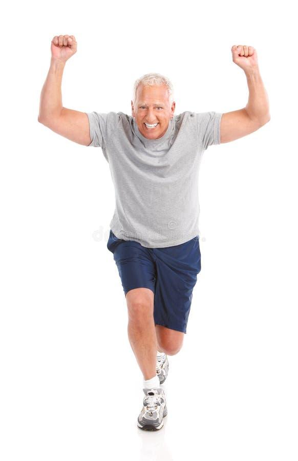 Gymnastik u. Eignung stockfotos