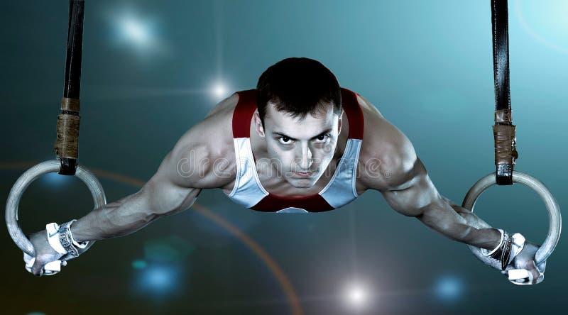 Gymnastique photographie stock