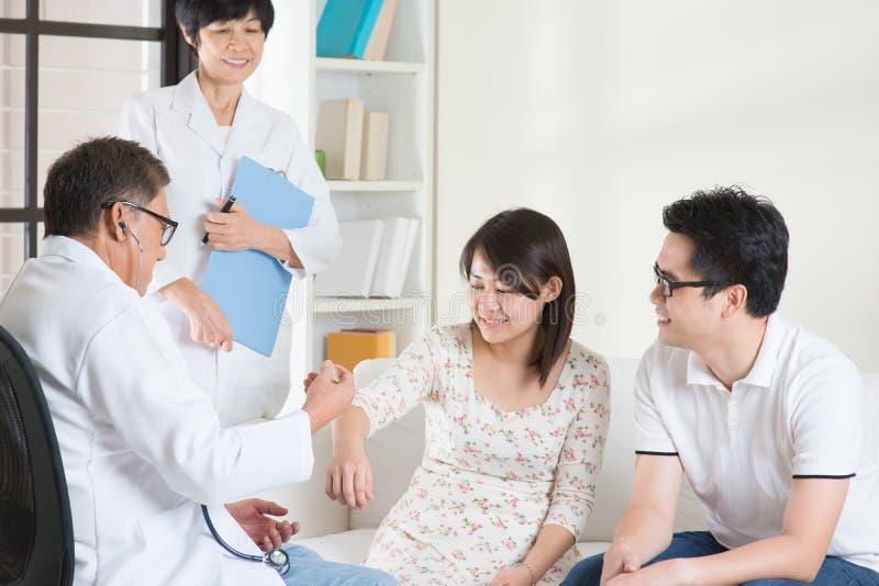 gynecology fotos de archivo