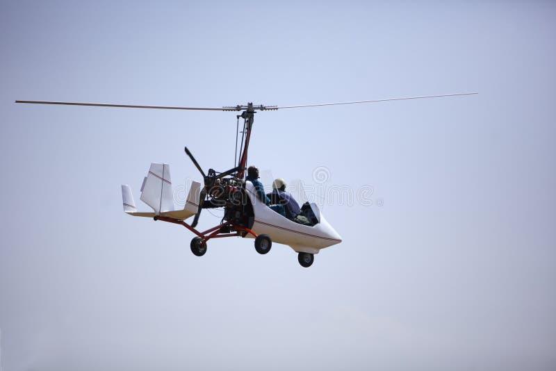 gyrocopter obraz royalty free