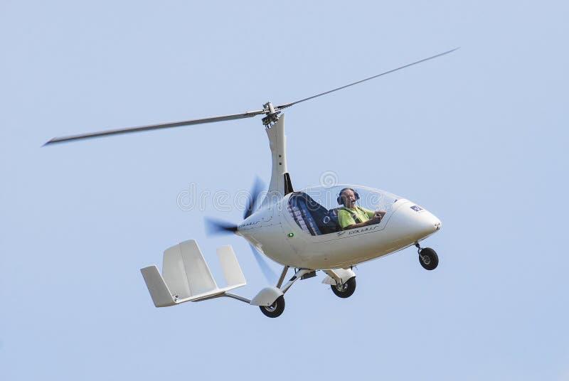 Gyrocopter στοκ φωτογραφίες