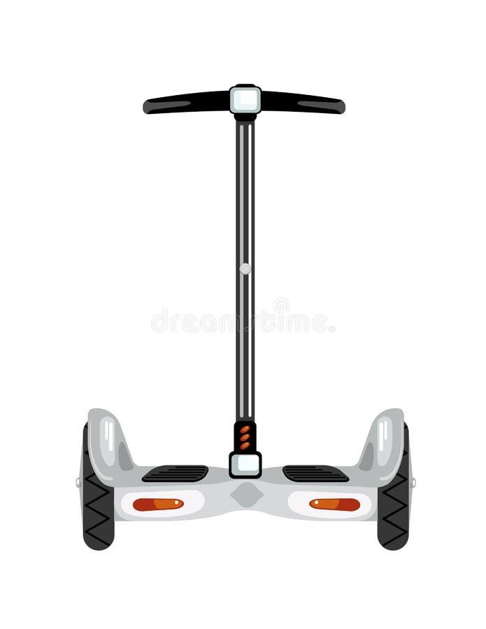 Gyroscooter stock abbildung