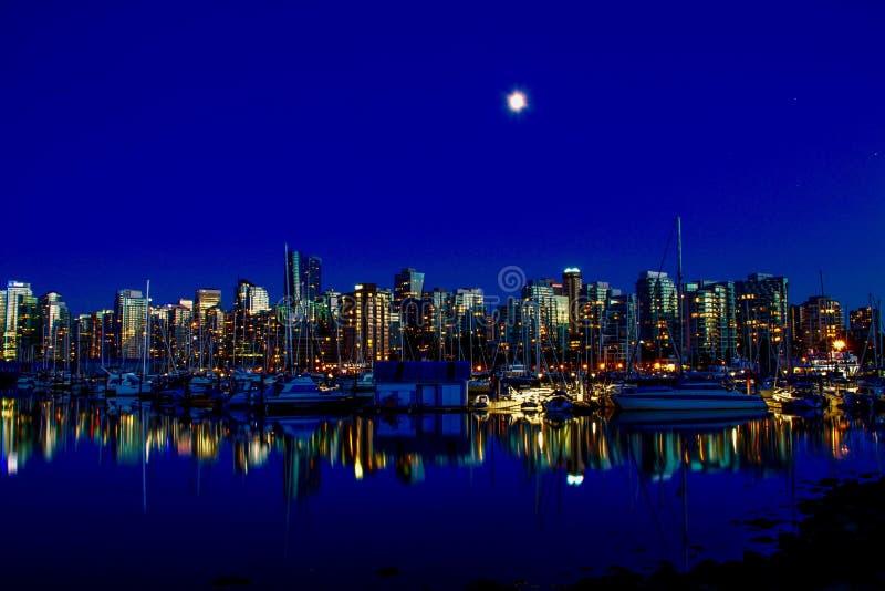 Gyroskopstrand Kelowna F. KR. Kanada fotografering för bildbyråer