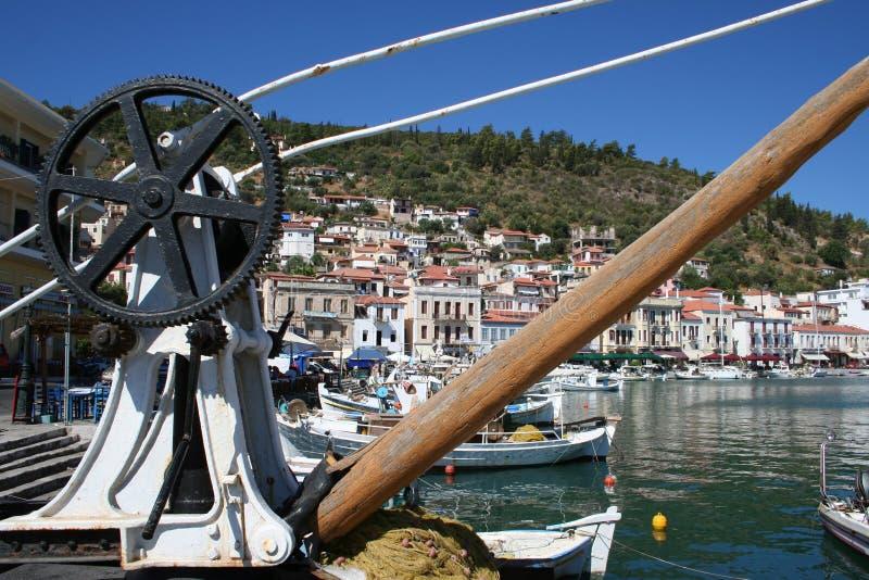 Download Gythion Греции стоковое фото. изображение насчитывающей греческо - 1175864
